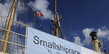 Small Ship Race ved Fregatten Jylland