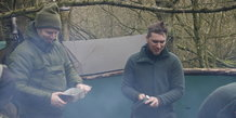 Bushcraft meeting i Hornslet